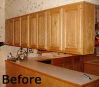 Photo of Kitchen Before Remodeling