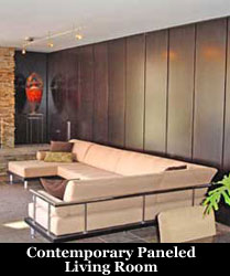 Contemporary Architectural Paneling