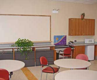 Seguin Services Group Classroom
