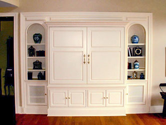 Classically Styled Media Center